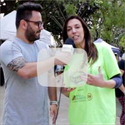 Patricia Moraes, sócia da Olá Pet! em entrevista pra falar sobre como transforma ambientes para ser mais pet friendly
